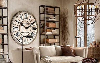 Куда повесить настенные часы по фен-шуй?