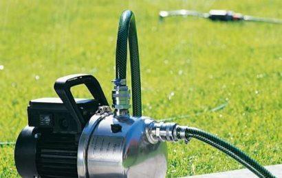 Водоснабжение на даче: выбор центробежного насоса для скважины
