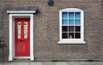 Как выбрать цвет для входной двери: советы фен-шуй экспертов