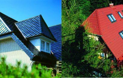 От еврошифера до титана: современные покрытия для крыши