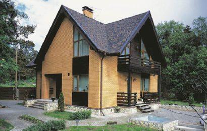Преимущества возведения домов «под ключ»