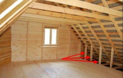 Как выровнять пол в деревянном доме фото