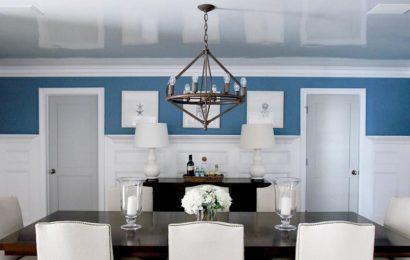 4 секрета комнаты с низким потолком