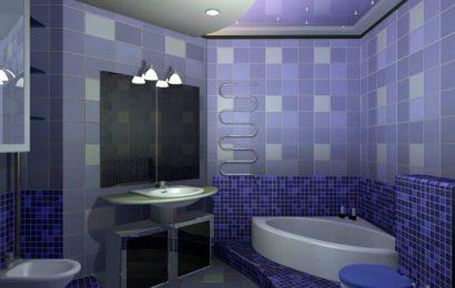 Как создать образ в ванной комнате?