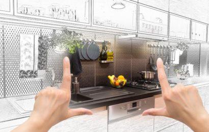 Дизайн и пространство современной кухни