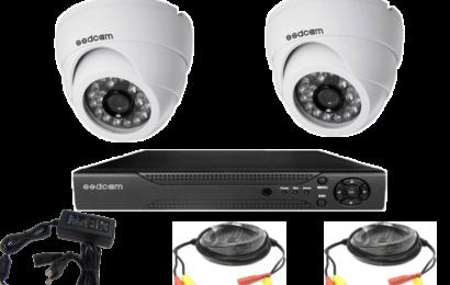 AHD камеры: особенности и преимущества