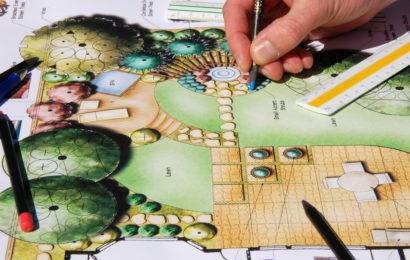 Этапы проектирования ландшафтного дизайна