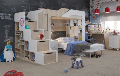 Покупаем мебель в детскую: правила выбора