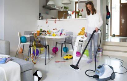 Хитрости уборки квартир