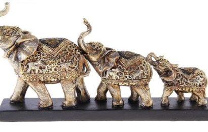 Слоны по фен-шуй: значение и правильное использование талисманов