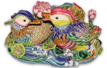 Уточки-мандаринки – символ любви и взаимной привязанности по фен-шуй
