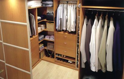Зачем нужны гардеробные шкафы?