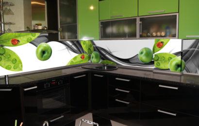 Кухонные стеклянные фартуки — компания «Бест фартук»