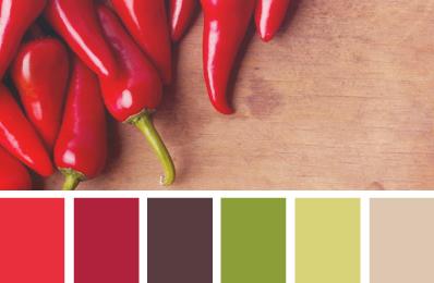 Как выбрать подходящий цвет для кухни по фен-шуй? (Часть 1)