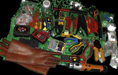 Необходимый минимум инструментов электрика