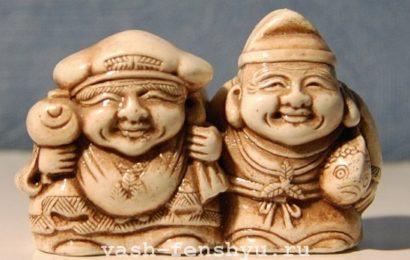 Семь богов счастья по фен-шуй