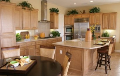 Размещение и дизайн кухни по фен-шуй