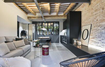 Дизайн помещения. Стиль лофт