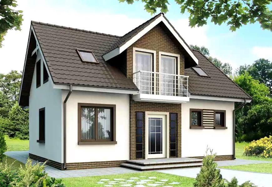 Планировка дома с мансардой — плюсы и минусы