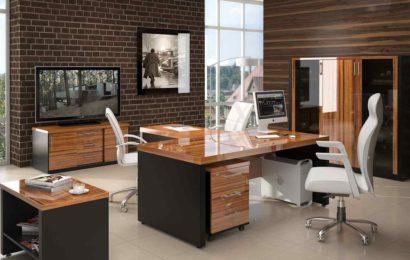 Как подобрать мебель для офиса?