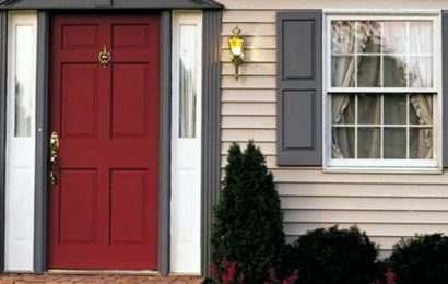 Фен-шуй для дома: какой должна быть входная дверь?