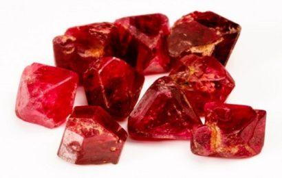 Энергетика и тайна рубинового камня