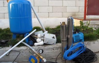 Как производится монтаж систем снабжения водой?