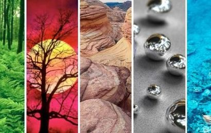 5 основных элементов фен-шуй и их форма
