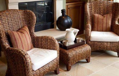 Почему стоит выбирать мебель из ротанга?