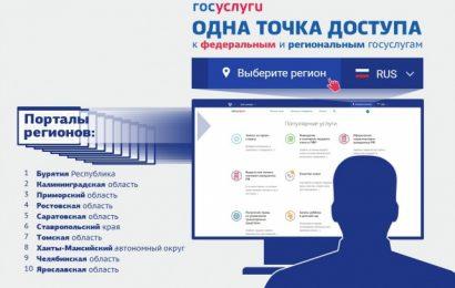 Преимущества региональных информационных порталов