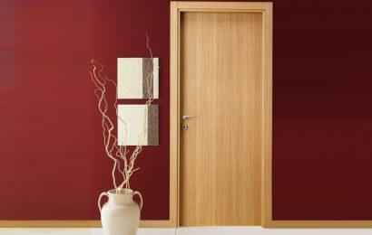 На что стоит обратить внимания при покупке дверей шпон.