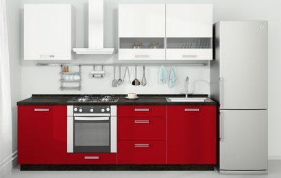 Планируем пространства маленькой кухни