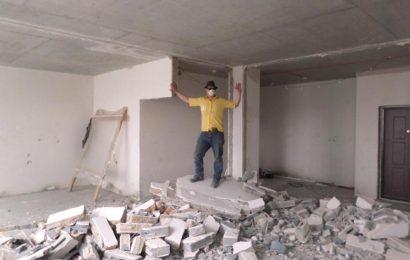 Что нужно знать при демонтаже стен