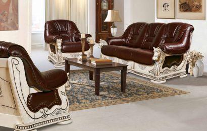 Наборы мягкой мебели — диваны и кресла в интернет-магазине