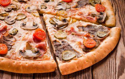 В чем популярность пиццы?