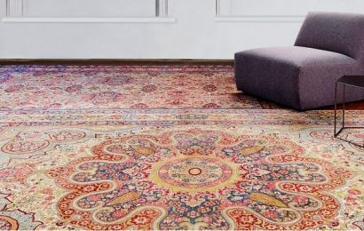 Элитные шелковые ковры — тренды этого сезона