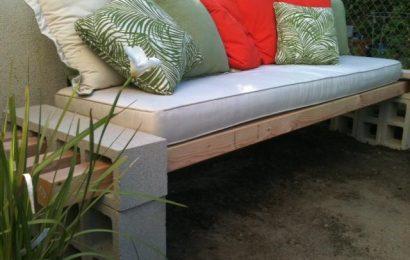 Садовая мебель своими руками. Подборка оригинальных идей