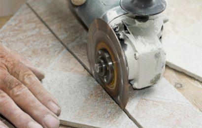 Как разрезать керамогранит?
