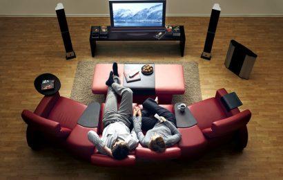 Преимущество домашнего кинотеатра