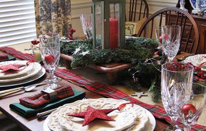 Как правильно сервировать новогодний стол