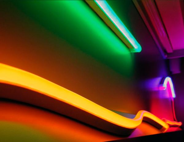 Светодиодный неон – эффективность и широкая область применения