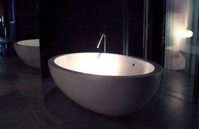 Ванна из искусственного камня: особенности