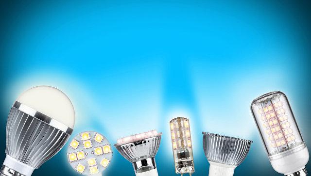 Светодиодные лампы: особенности и преимущества