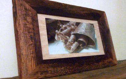 Деревянные рамы для картин – яркое и оригинальное решение для вашего дома