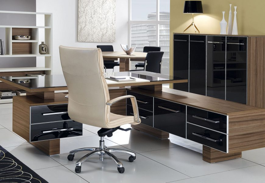 Нынешняя офисная мебель — это удовольствие уюта!