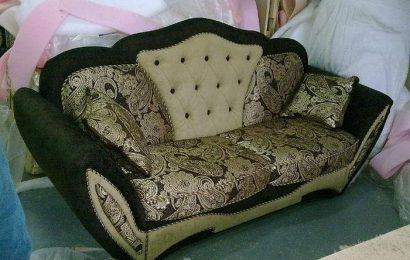 Как обновить дизайн старой мягкой мебели