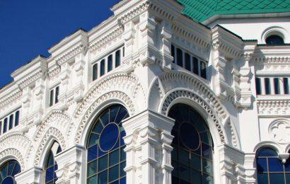 Декоративные изделия для фасадов из фибробетона: преимущества