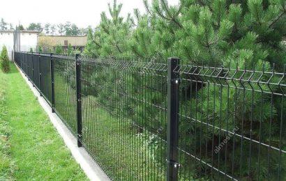 Сварной забор: обновление производства