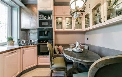 Как подобрать кухонный уголок под стиль кухни