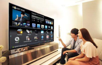 Покупайте умные телевизоры